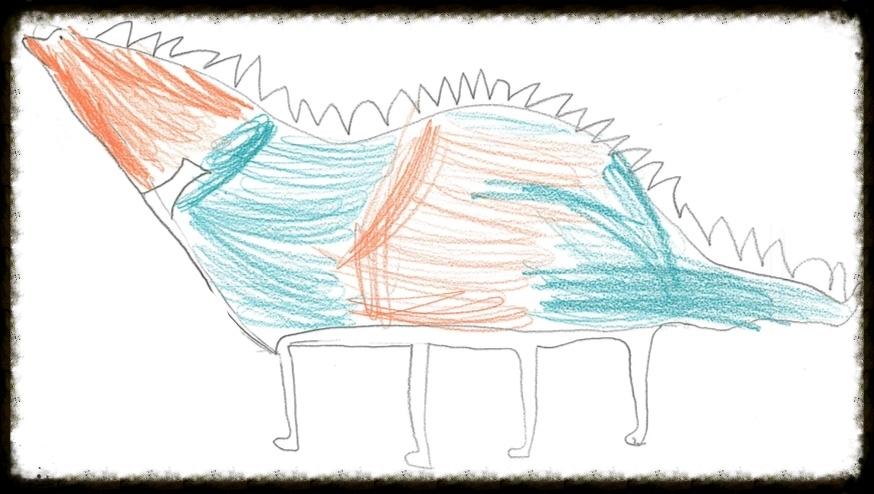 By: Caleb,1st Grade