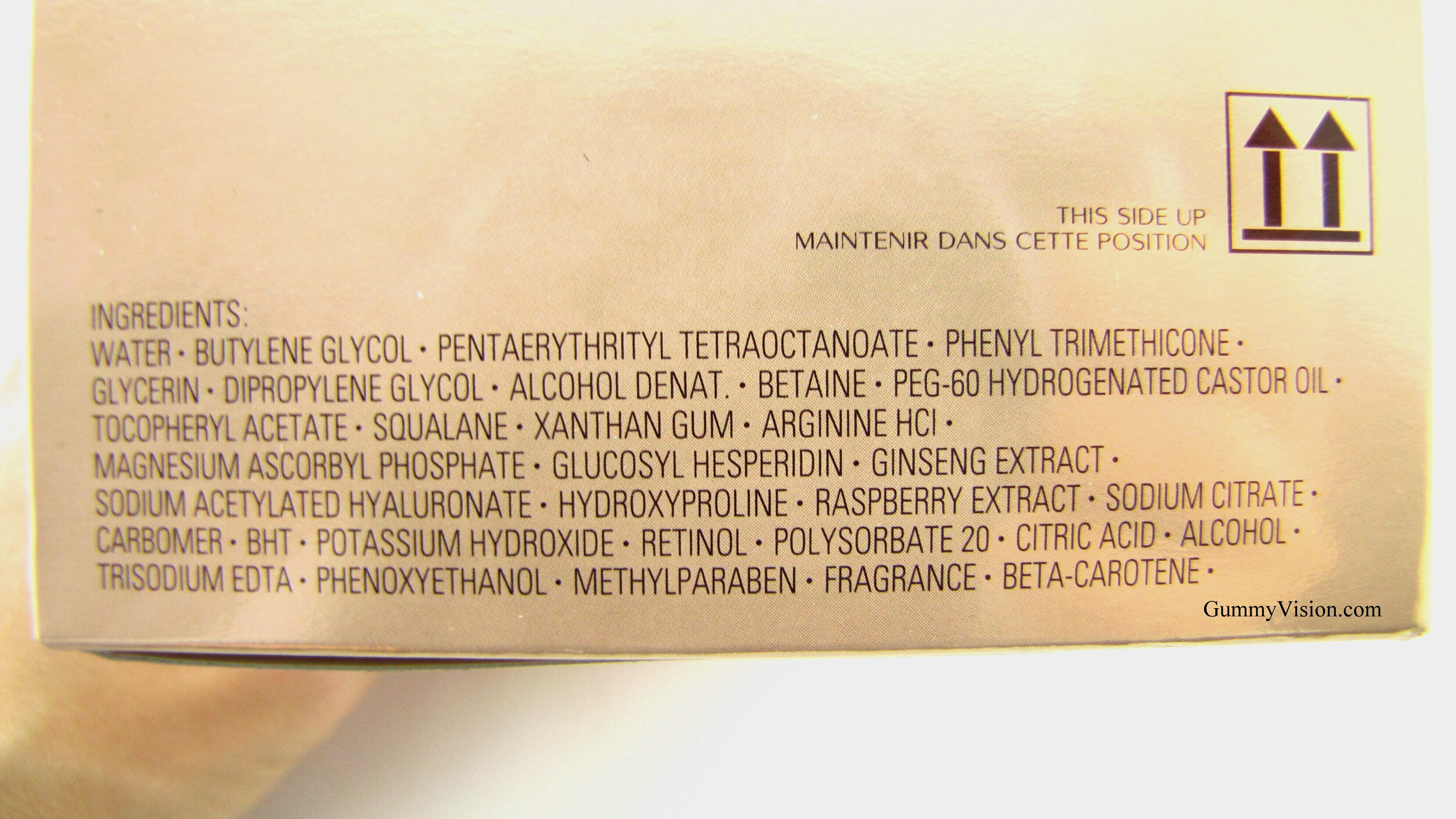Review Mini Shiseido Pure Treatment Instant Retinol Benefiance