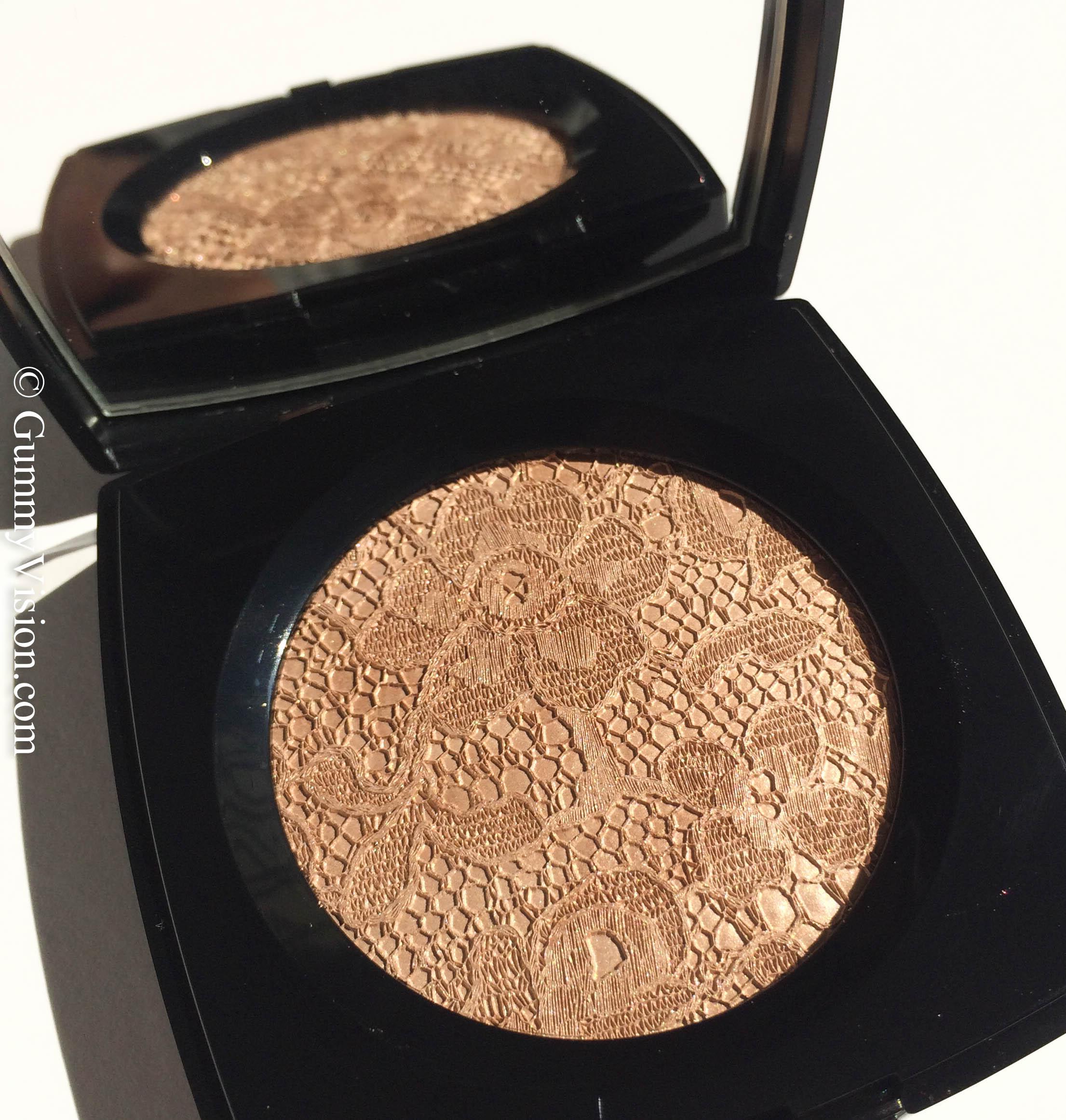 Chanel Dentelle Precieuse Illuminating Face Powder