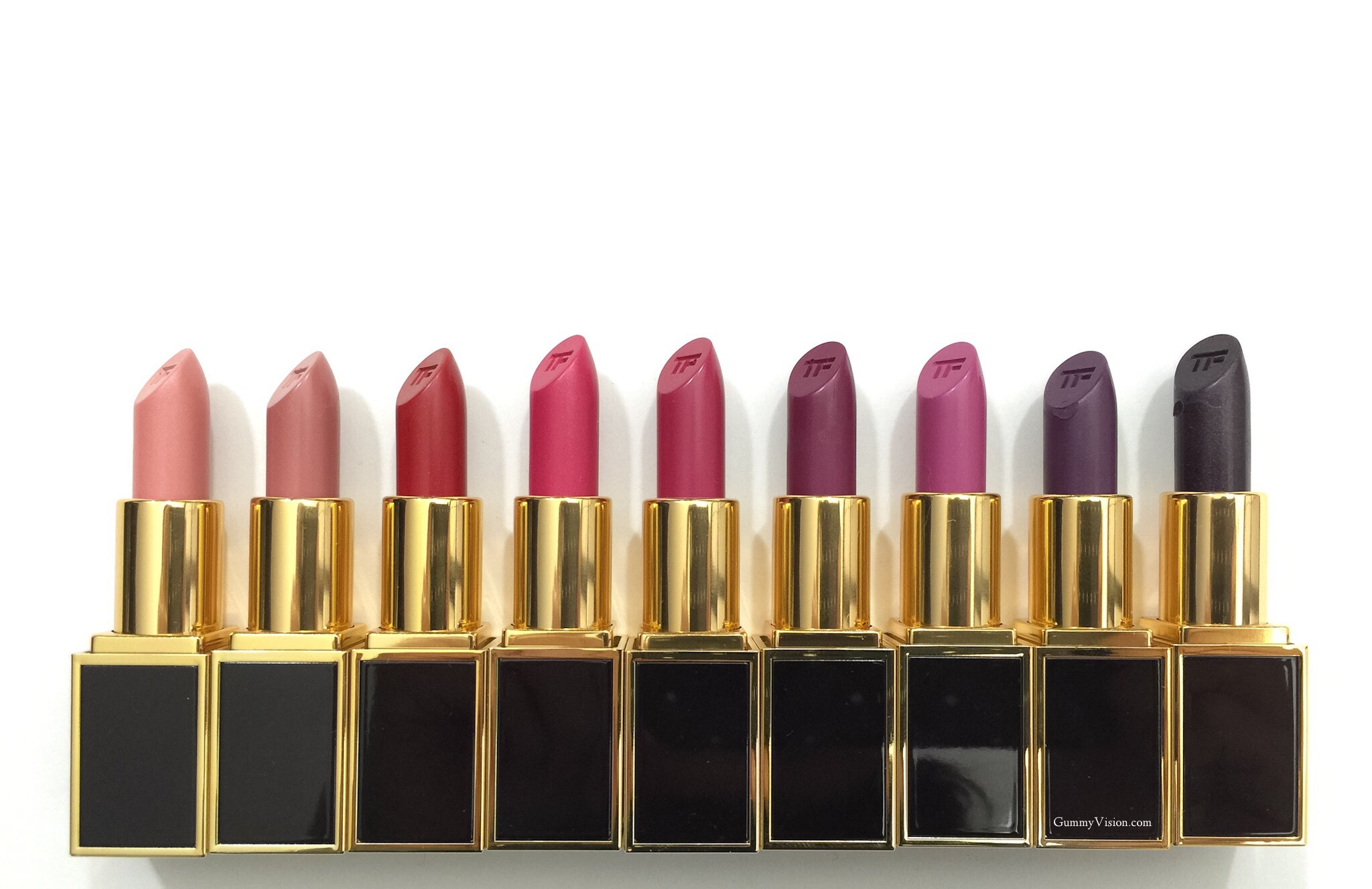 Tom Ford Lips & Boys (left to right) in Flynn, Addison, Luciano, Cooper, Francesco, Xavier, Jack, Liam, Alasdhair - www.gummyvision.com