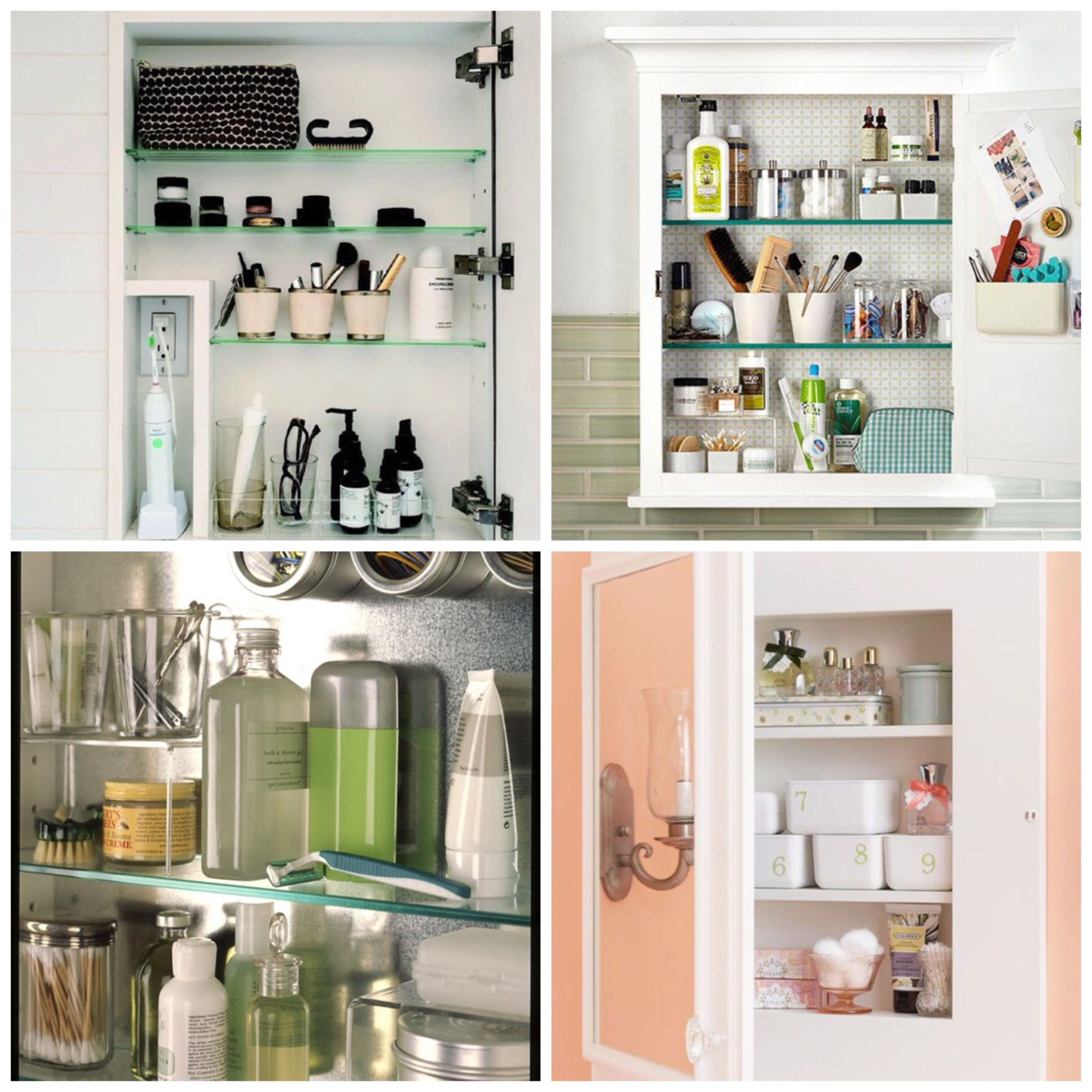 Source: image search on Pinterest for 'medicine cabinet'