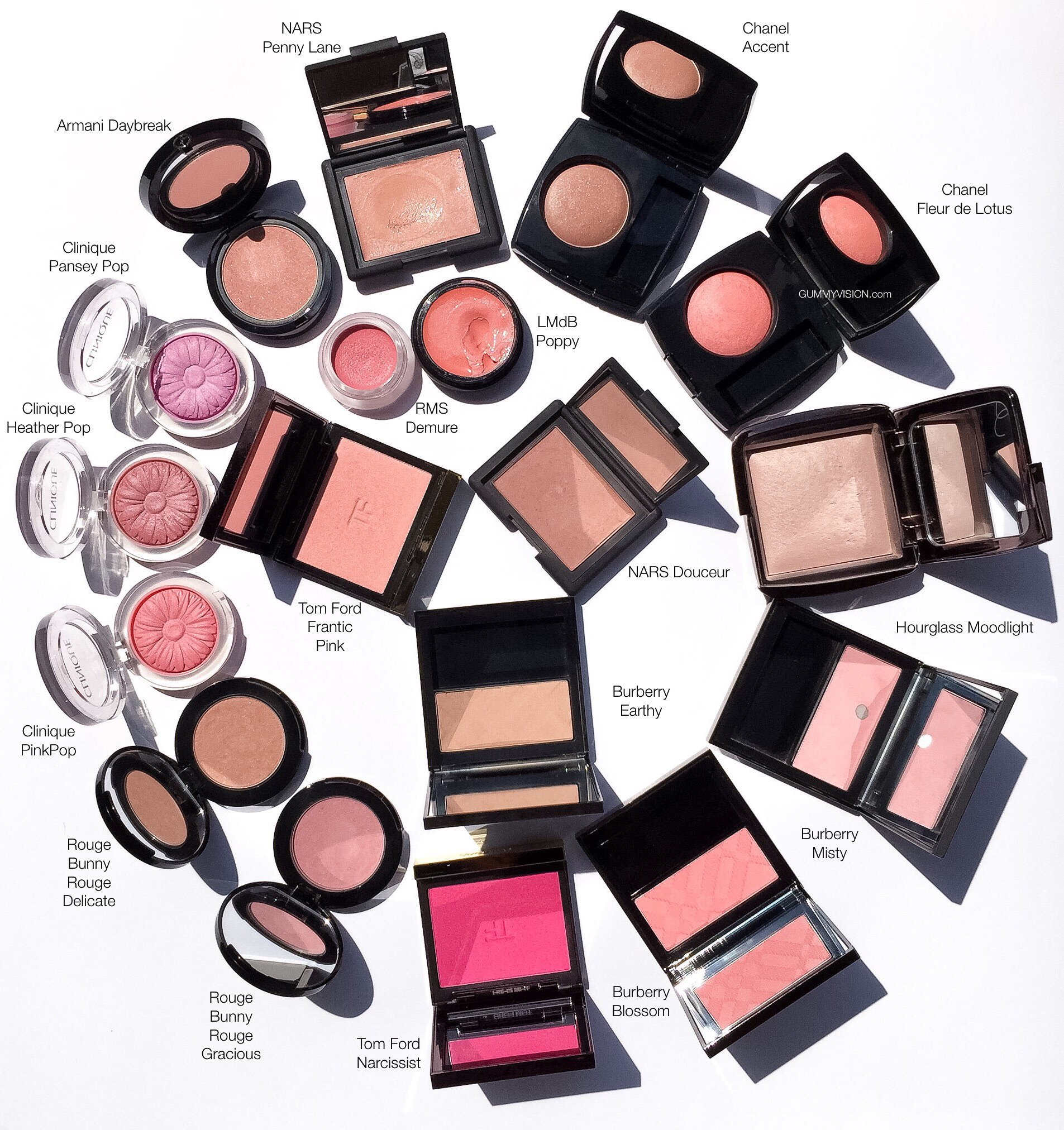 Addicted to Blush Tag - gummyvision.com