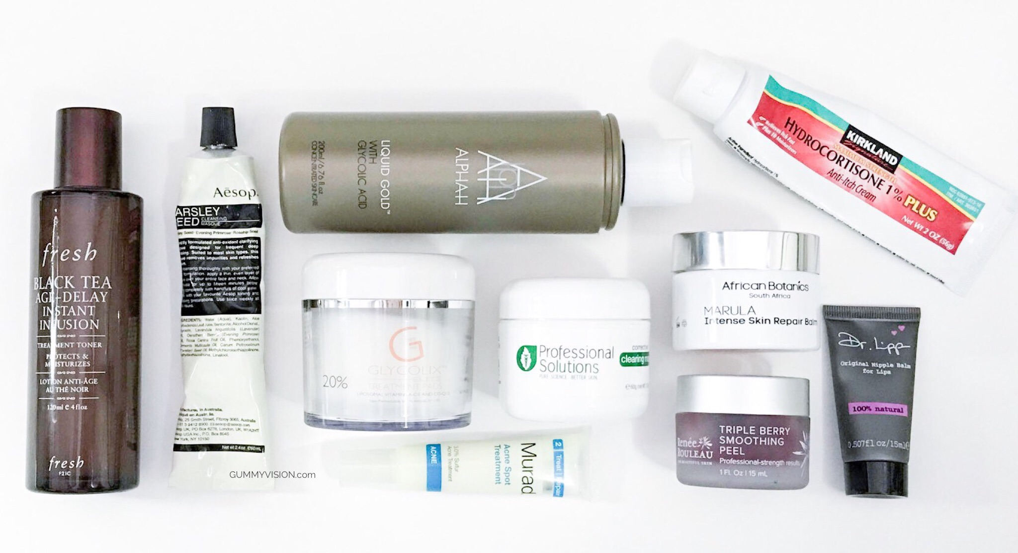 Skincare Routine (Treatments) - gummyvision.com