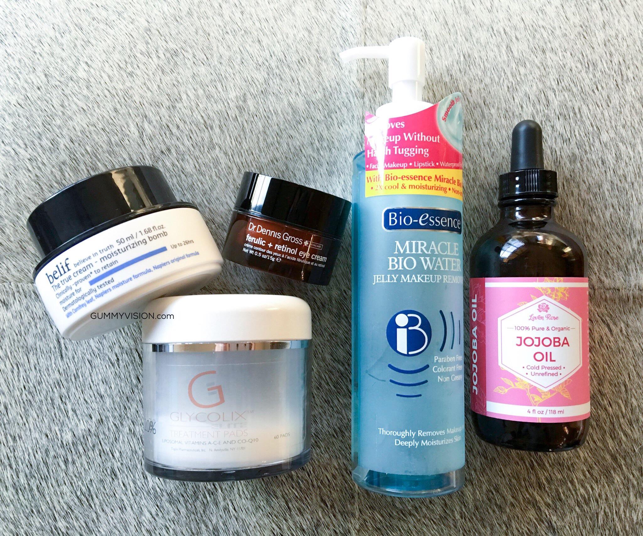 2015 Skincare Favorites - gummyvision.com