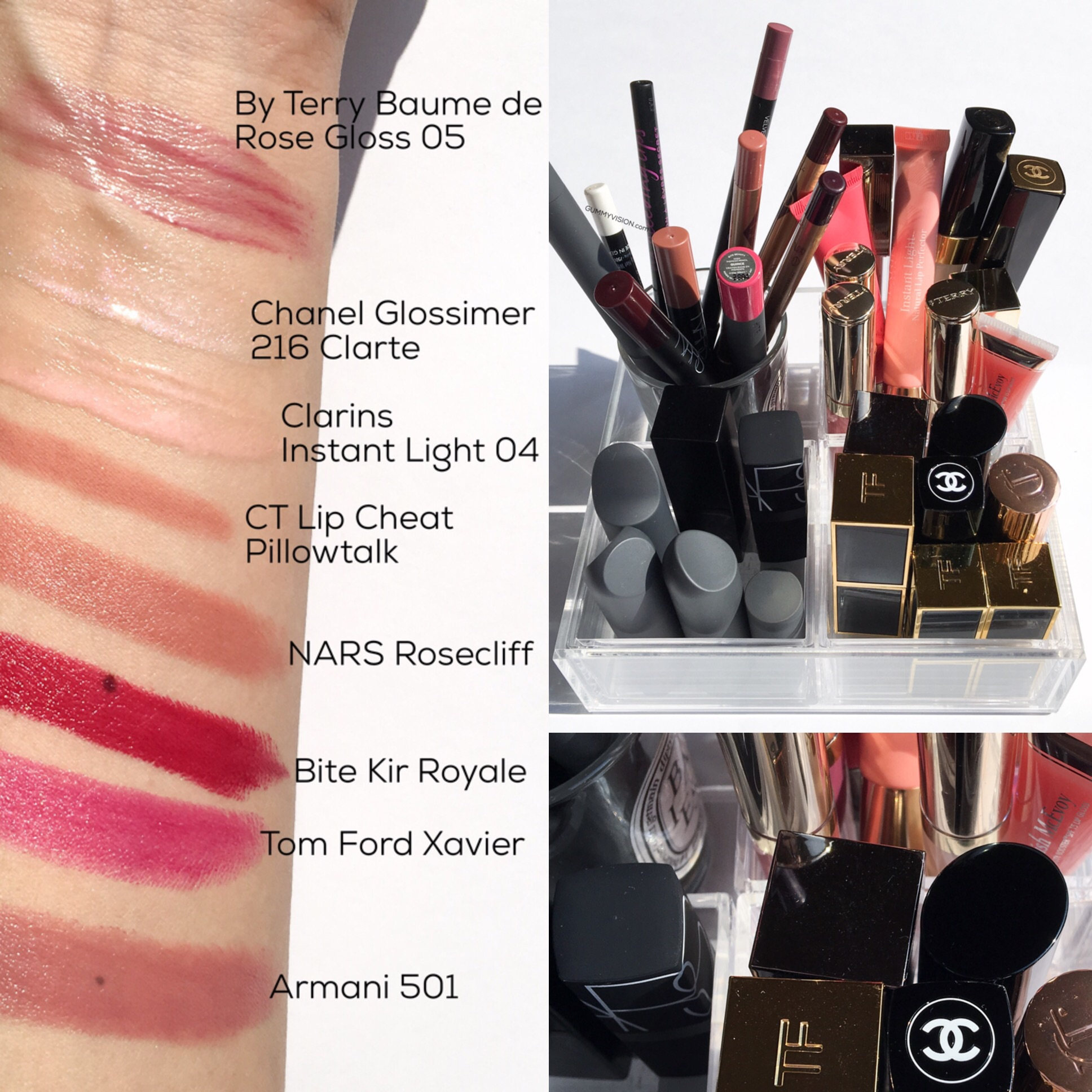 LIPS -Makeup Collection: April 2016