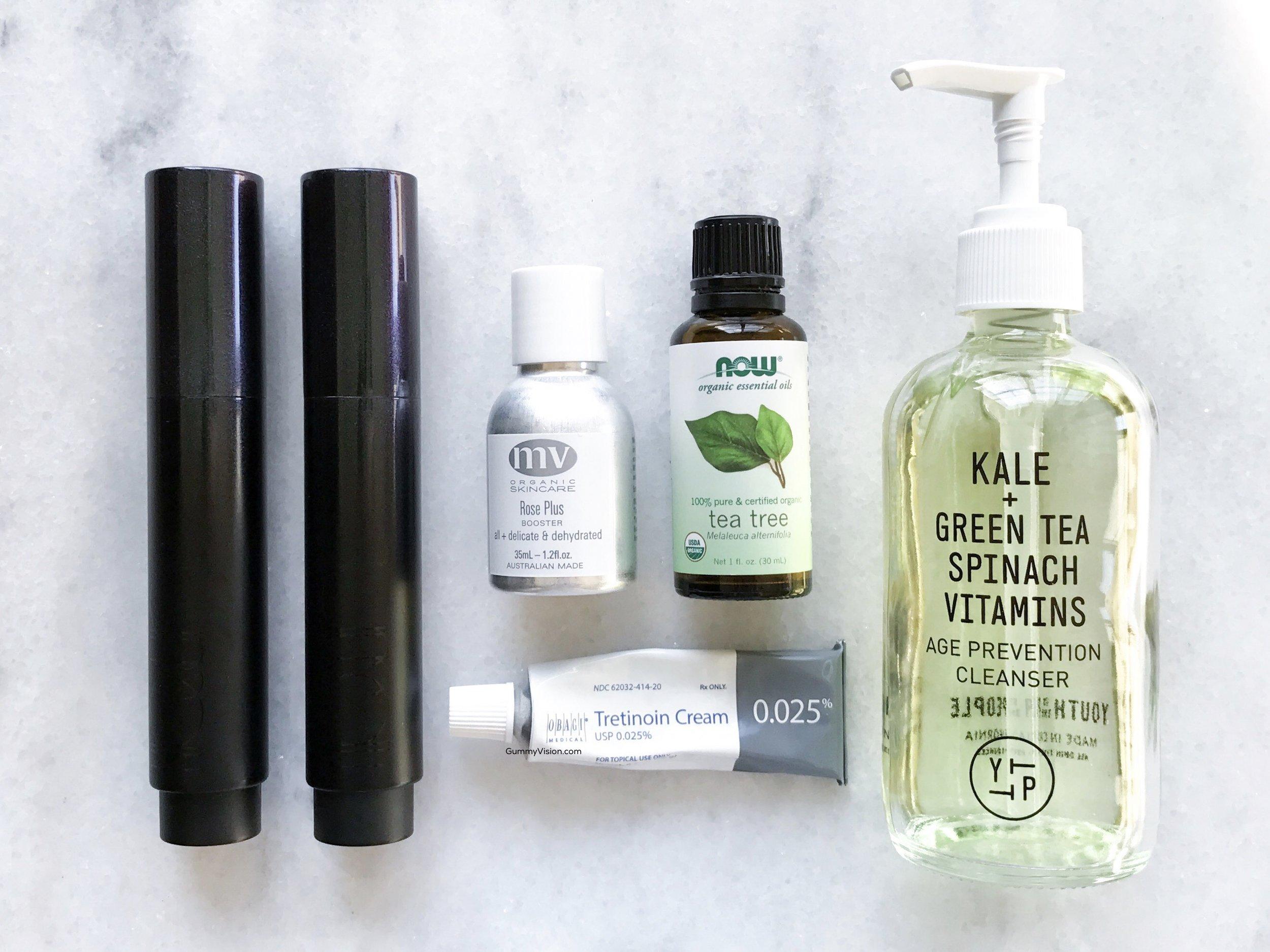2016 Makeup and Skincare Favorites