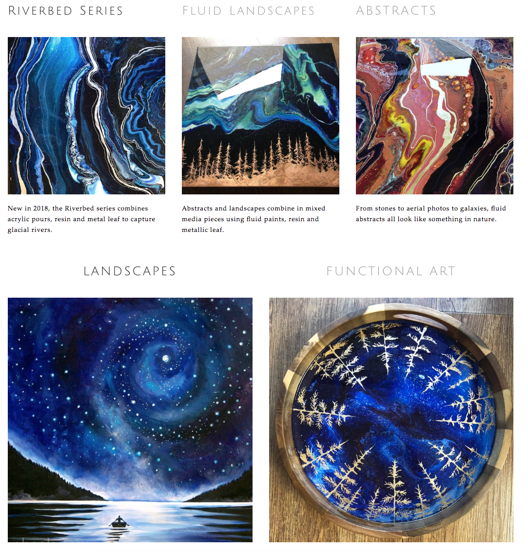 Visit her website to purchase art and find our more about Kathryn!