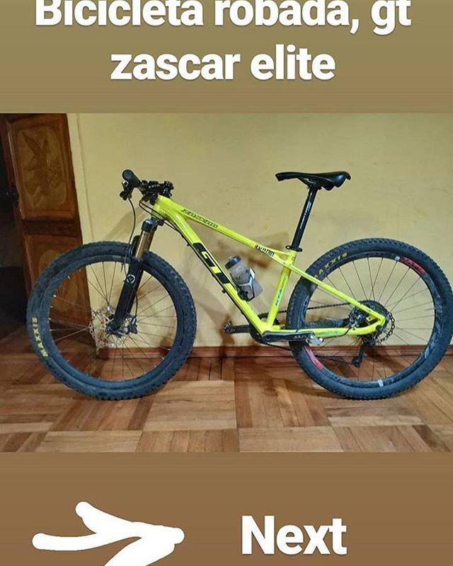 Bicicleta robada a un muy querido y cercano amigo de nosotros, si sabe cualquier dato le agradecemos contactarse con nosotros.