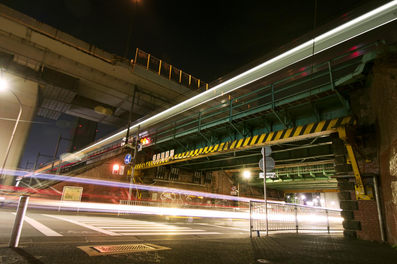 Roads and Tracks  Shibuya  2012