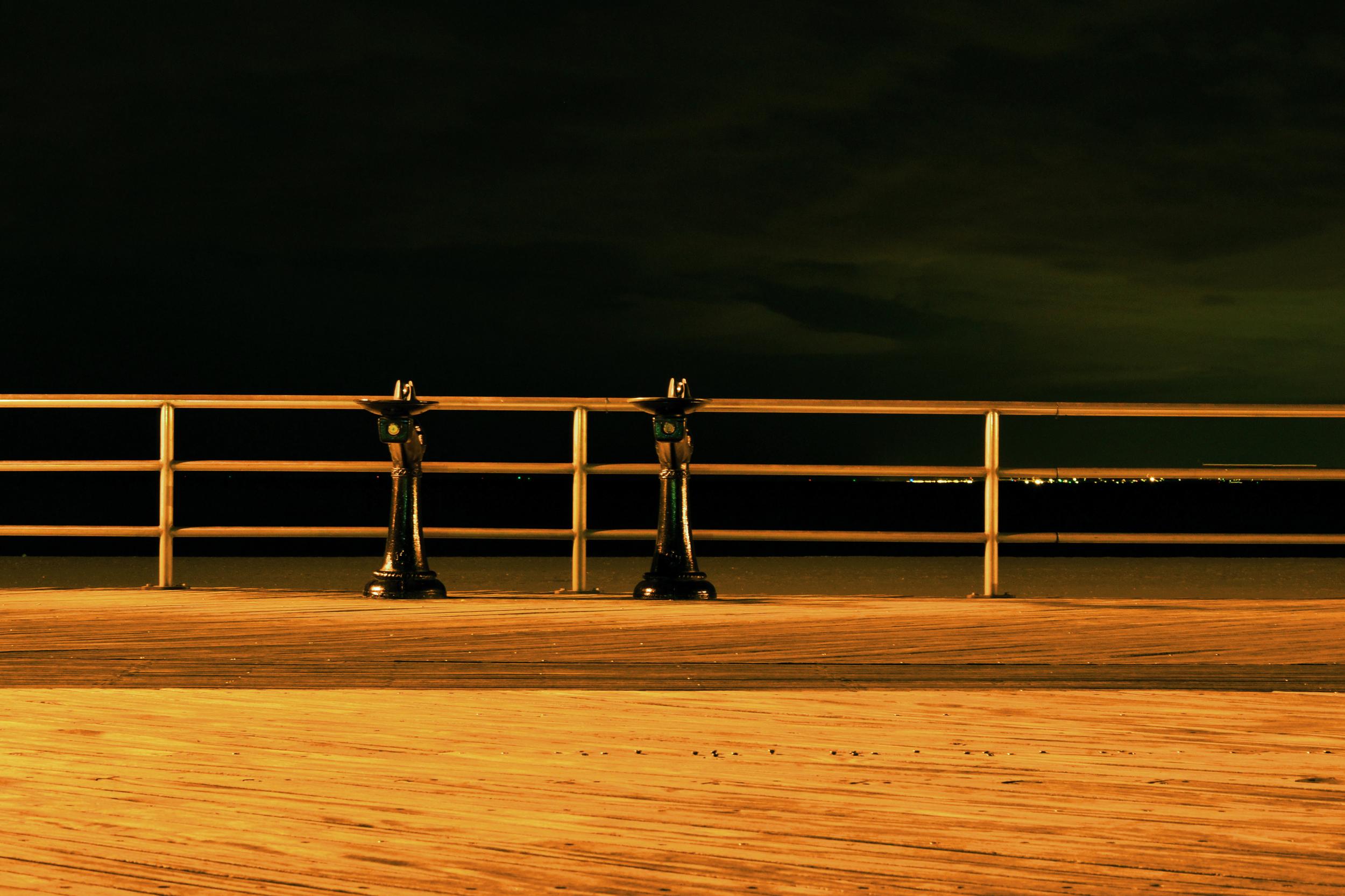 Couple  Brighton Beach  2011