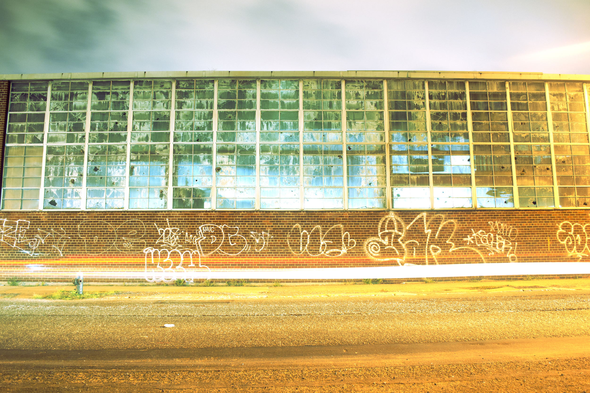 Factory  Bushwick  2011