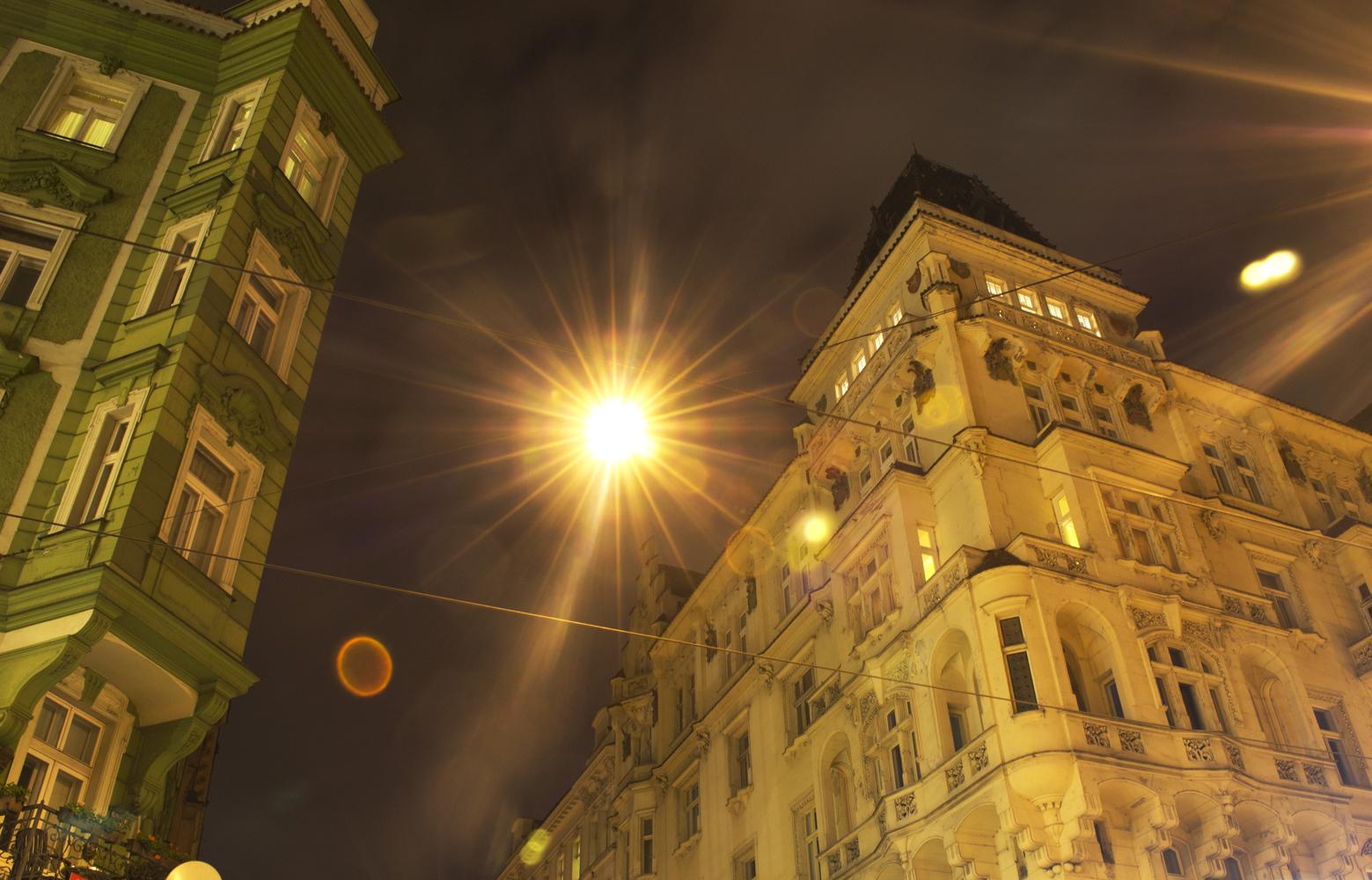 Corner  Prague  2012