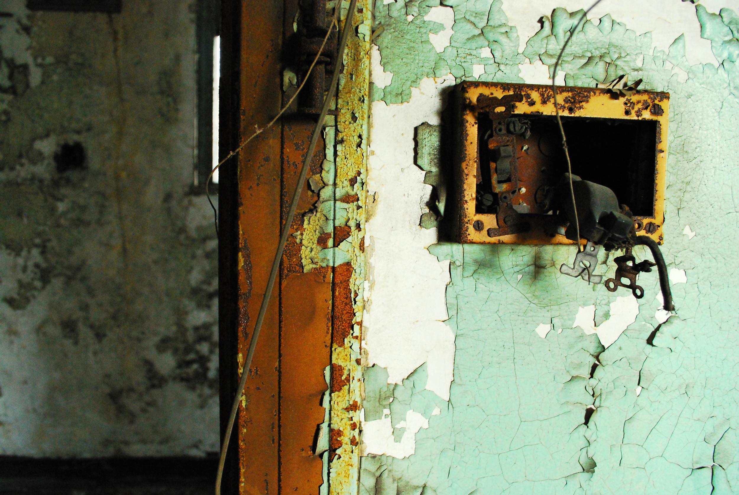 TELEPHONE OPERATOR ROOM, INDIANA  2009