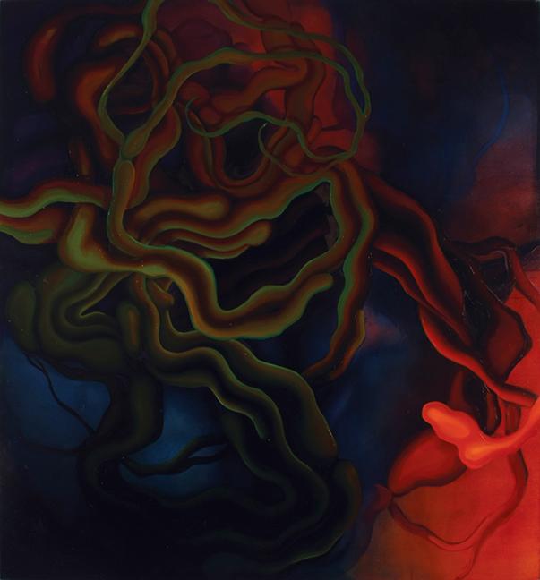 Aphelion  Oil on Canvas  2007