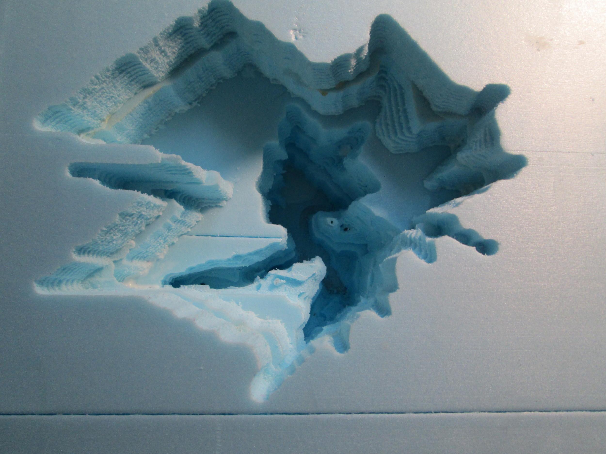 third block final mold