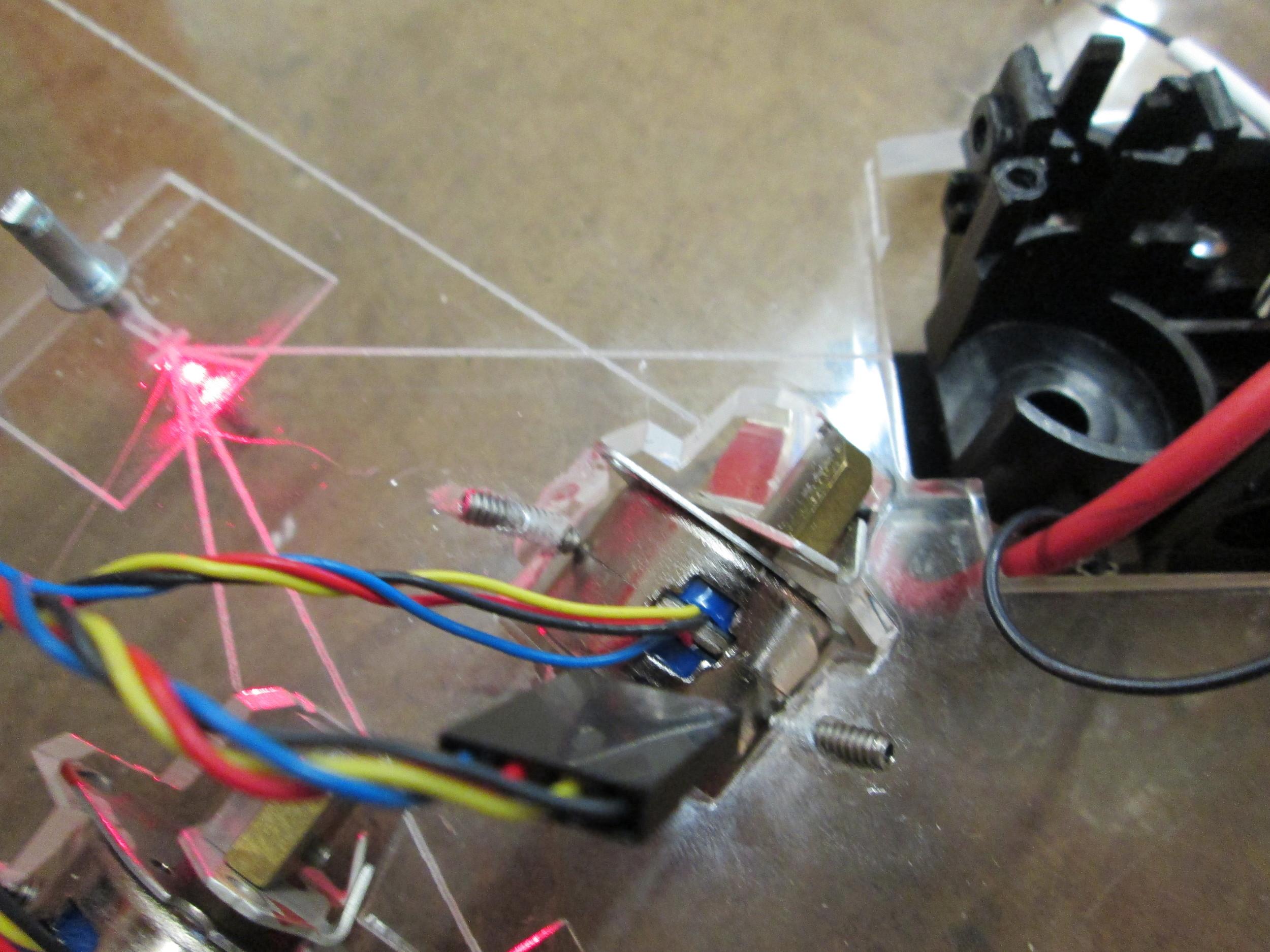 Laser Scanner- camera/projector — hannah mishin