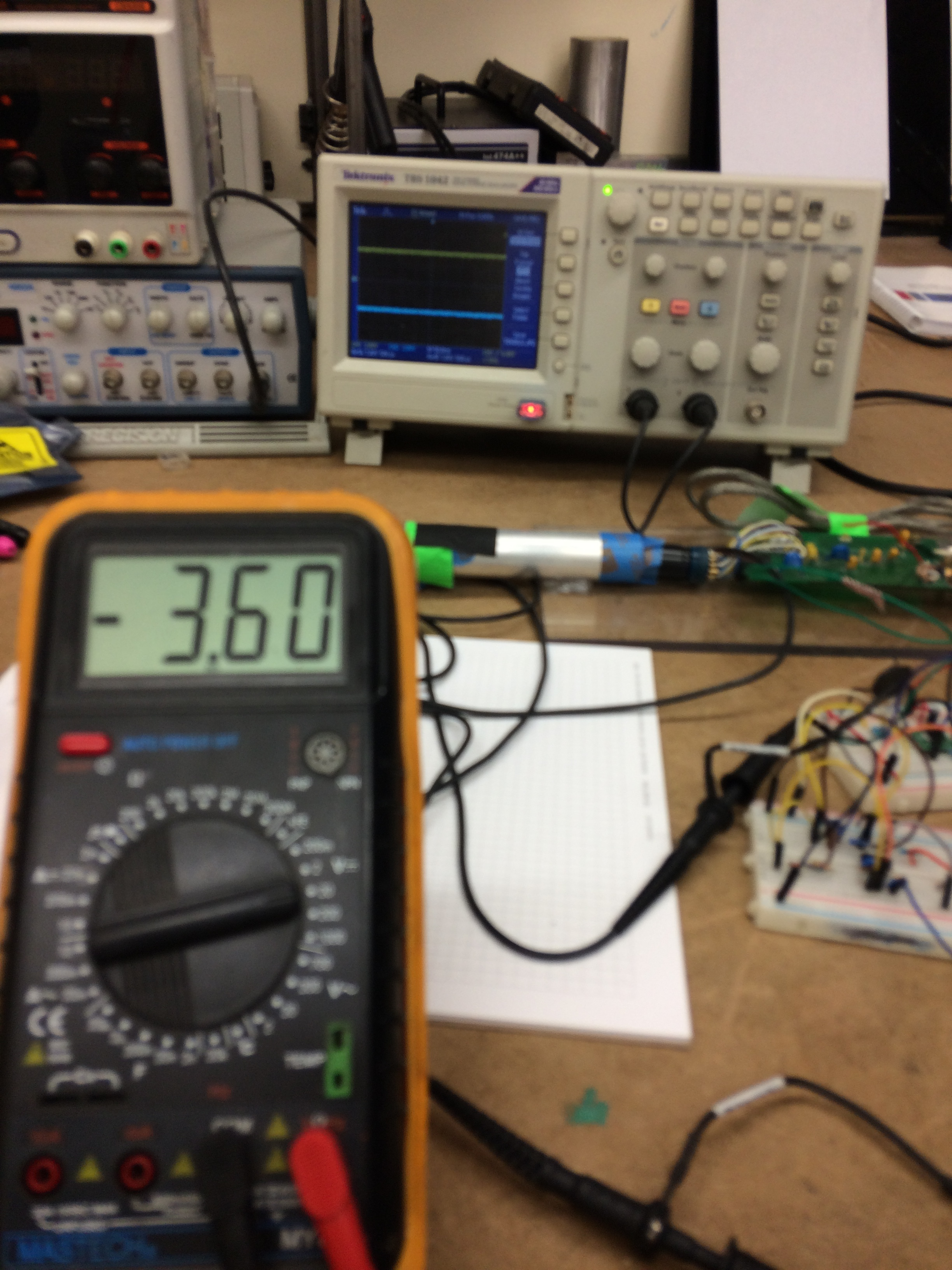 rectifier voltage out