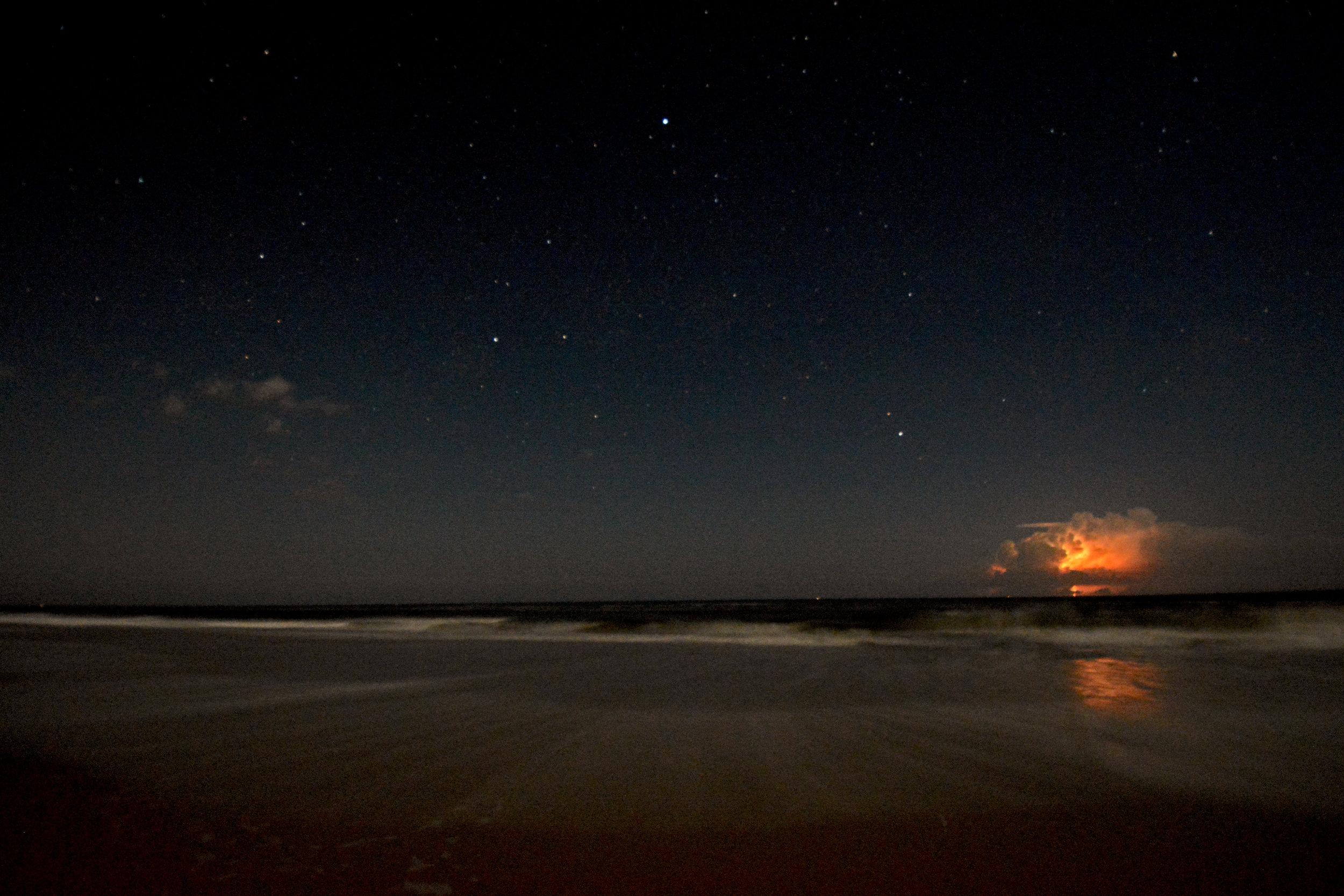 Lightning  Salvo, Outer Banks Wildlife Reserve  2016
