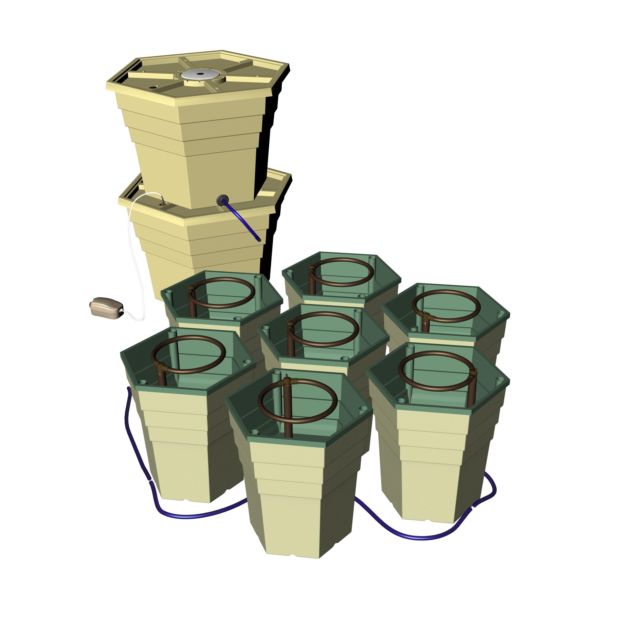 PowerGrower Hive Configuration