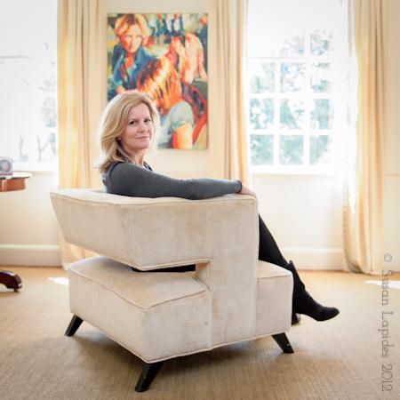 Portrait by Susan Lapides