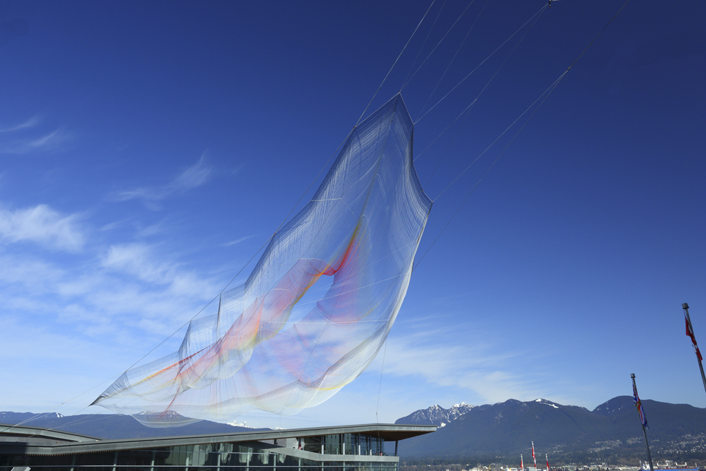 Skies Painted with Unnumbered Sparks, Vancouver 2014