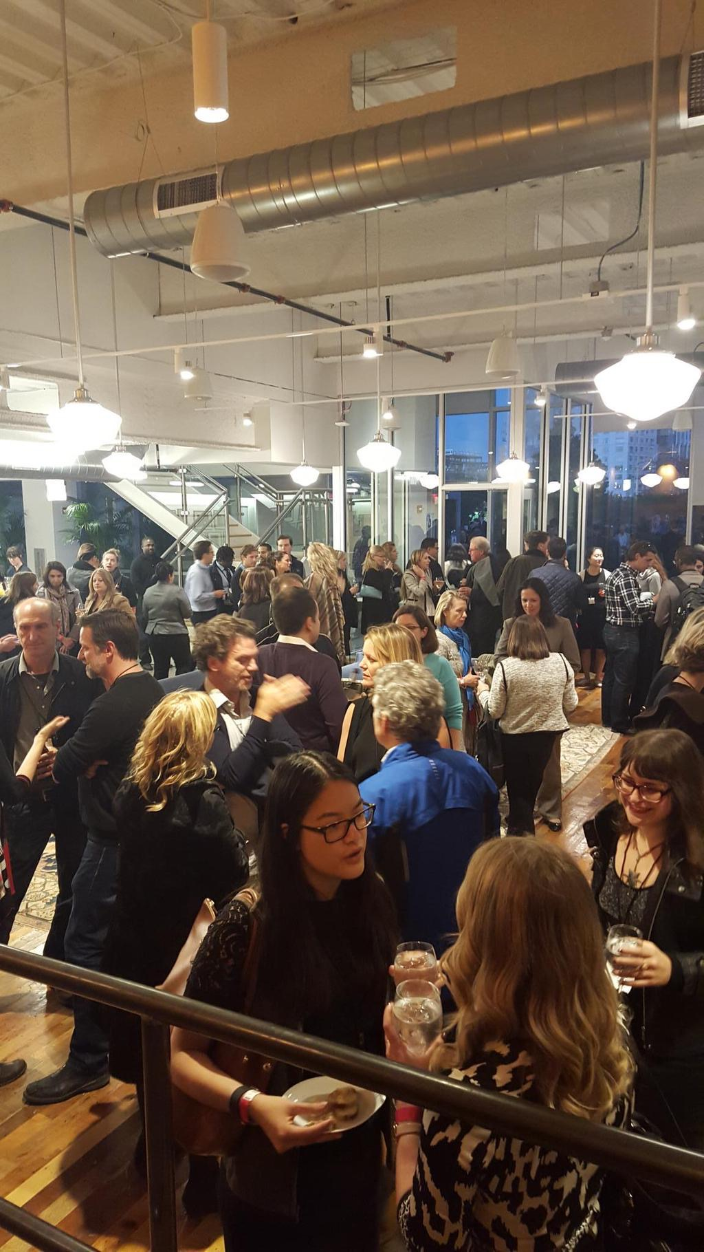 Gathering inside Google October 2015