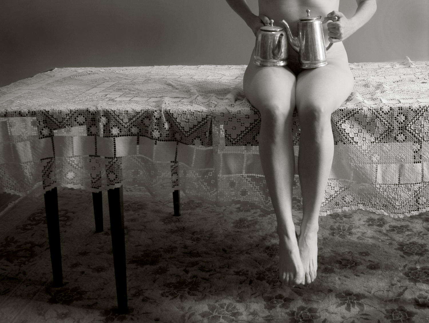 On The Table by © Chehalis Hegner