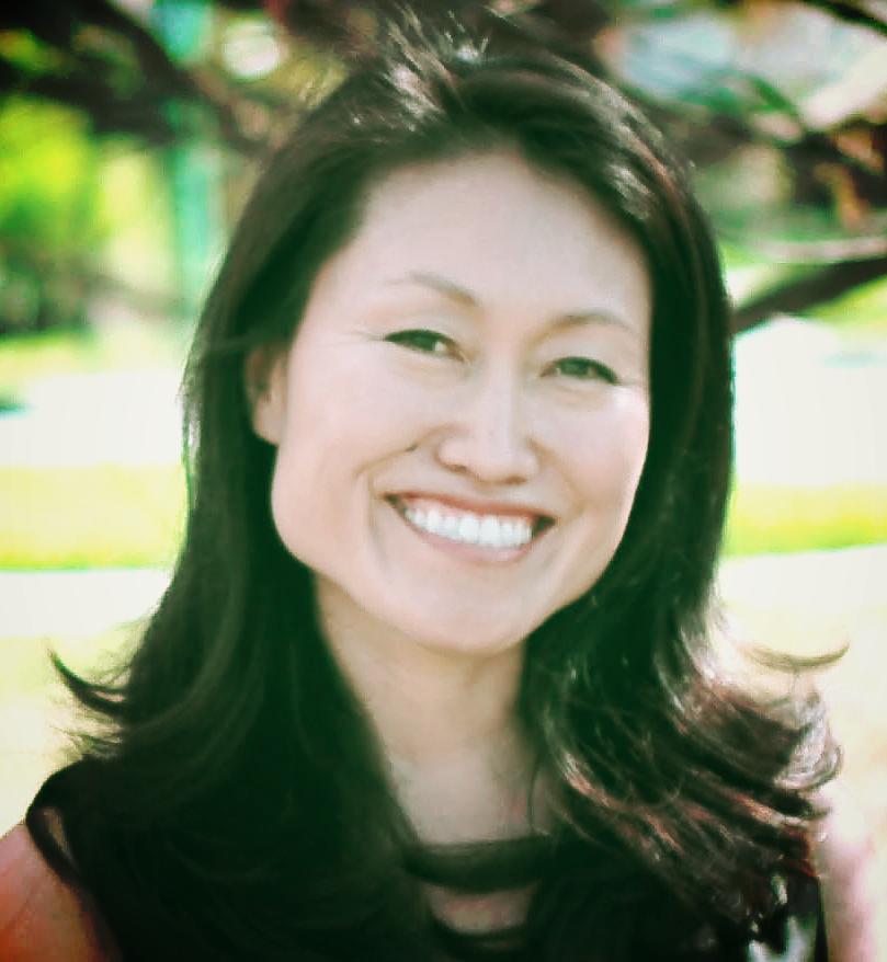 Portrait with permission from Soo-Ah Landa