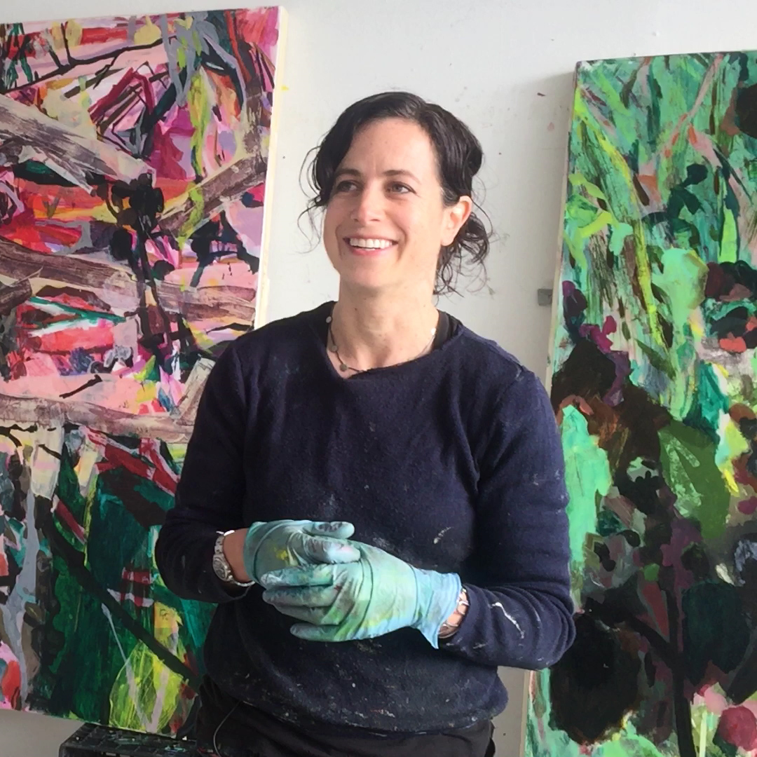 BROOKLYN PAINTER    Allison Gildersleeve