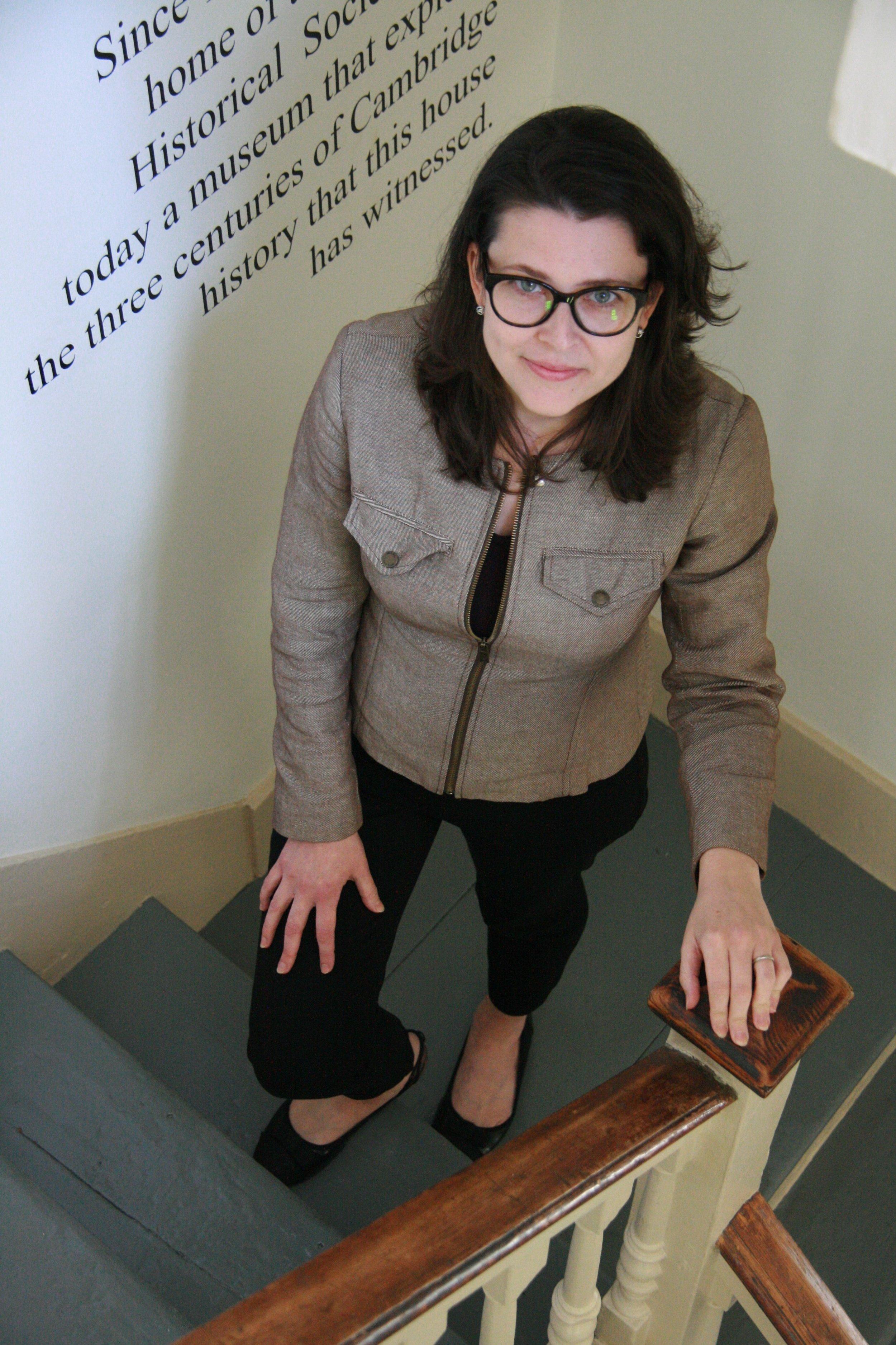 HISTORICAL MODERNIST    Marieke Van Damme