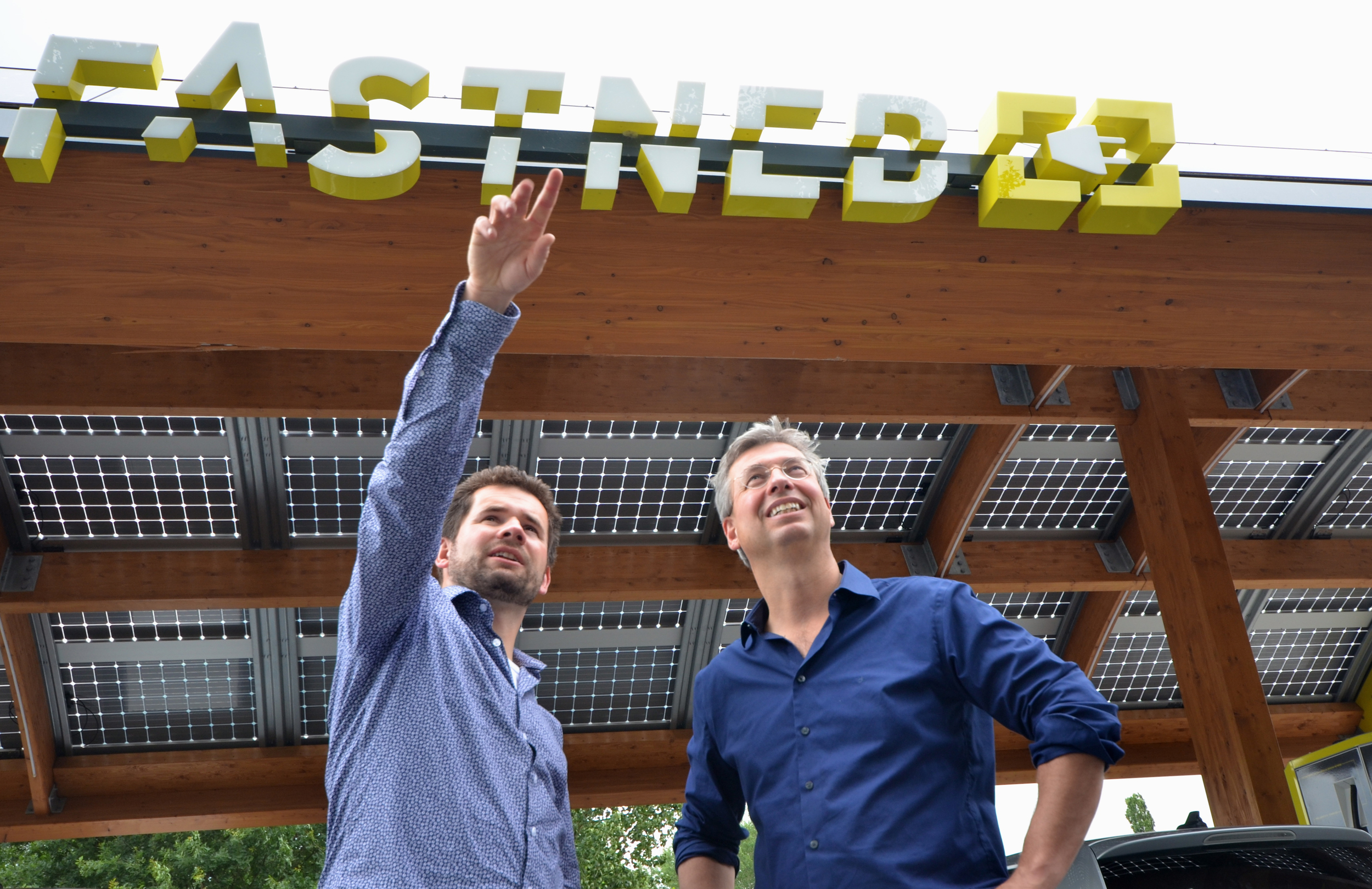 Fast Ned - Bart en Michiel