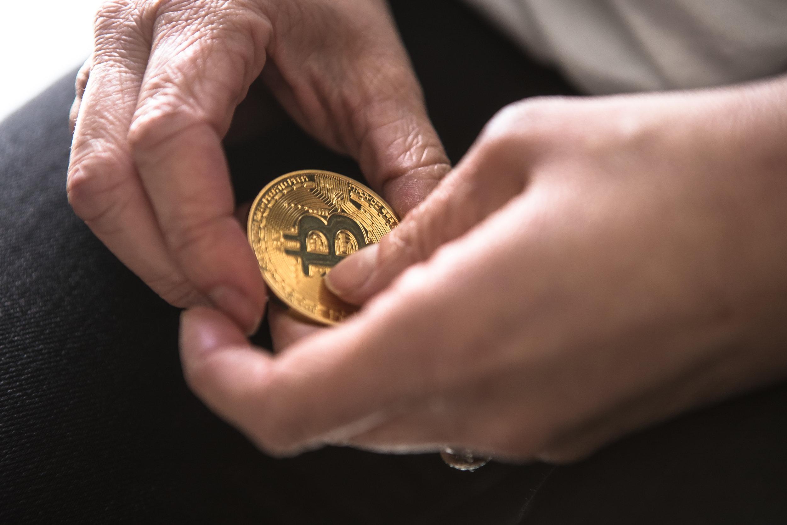 In Practice: - Sending Bitcoin