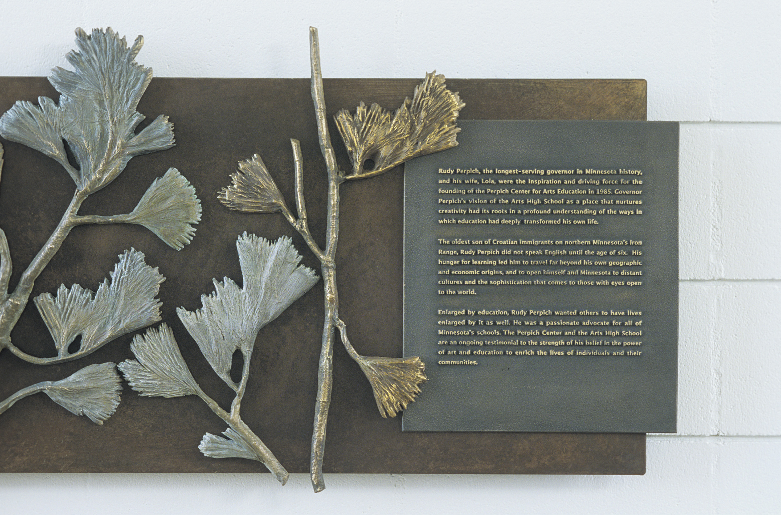 Tall Pine , detail