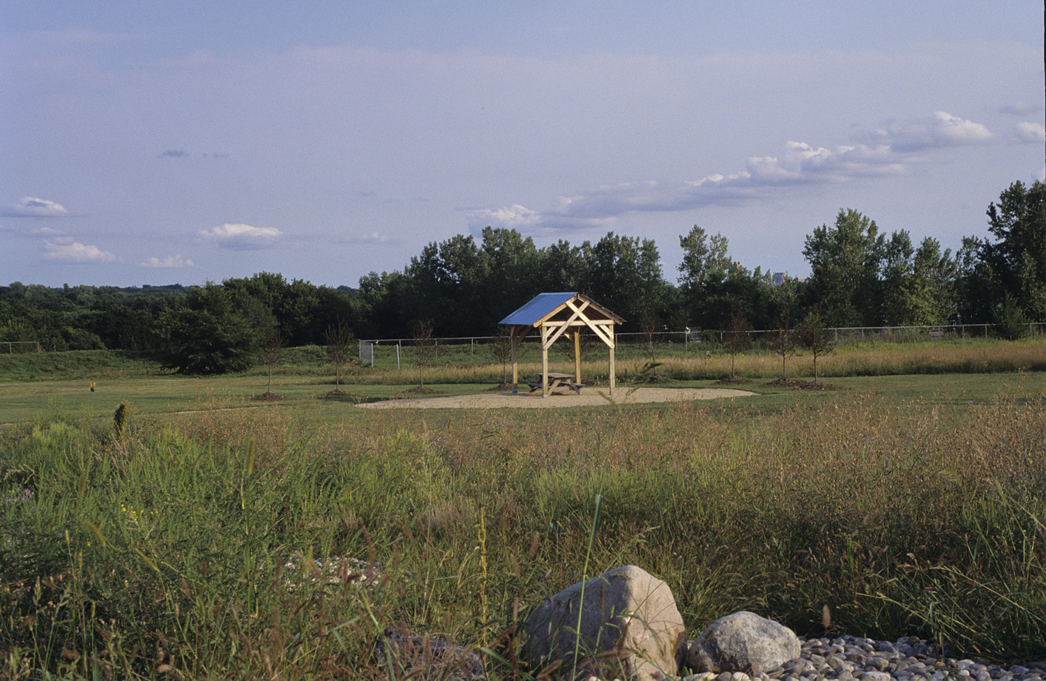 Columbia Park: Picnic Shelter