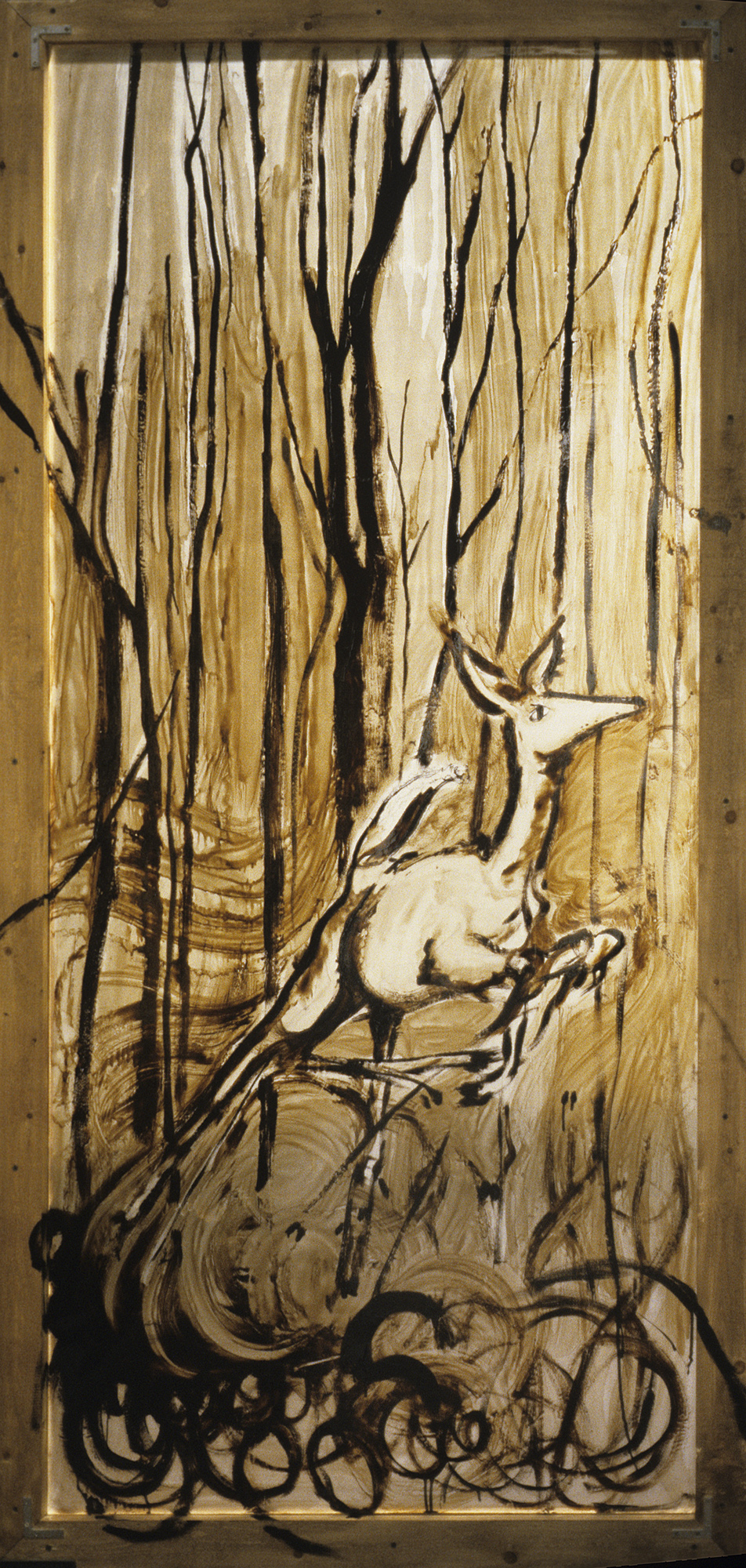 Deer: Translucent