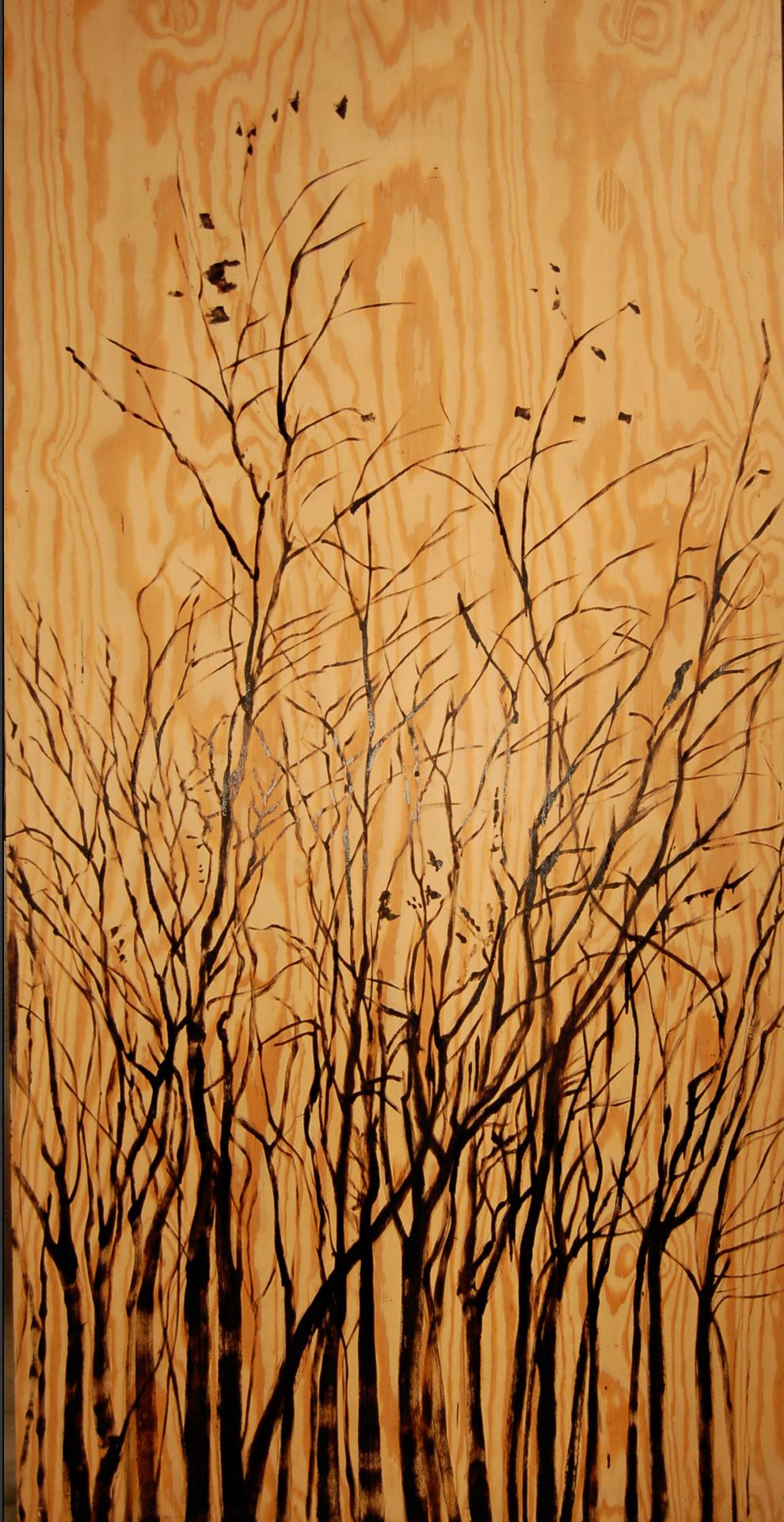Trees in Season: Alder Brake