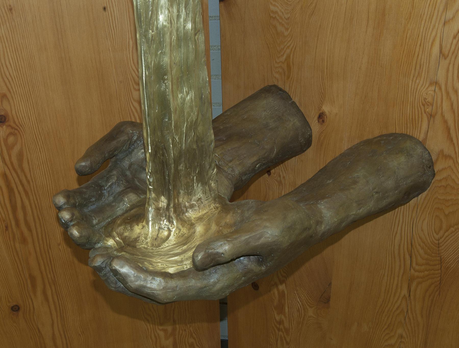Healing , detail