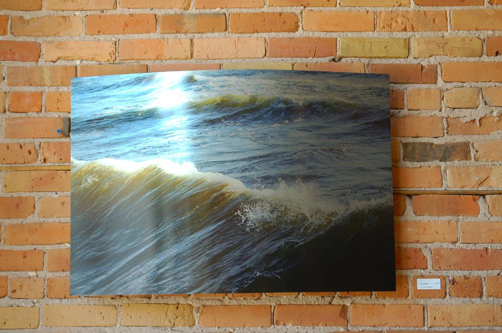 Walk on Water: Steel Wave