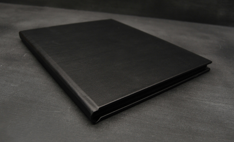 Handcrafted Leather Album