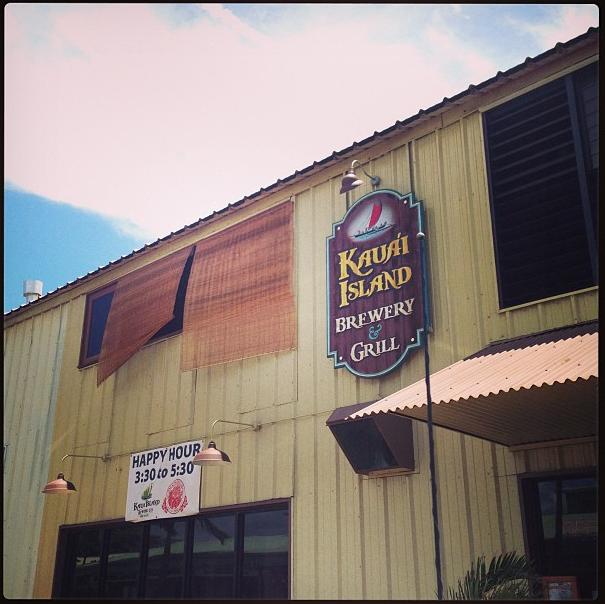 Kauai Island Brewing