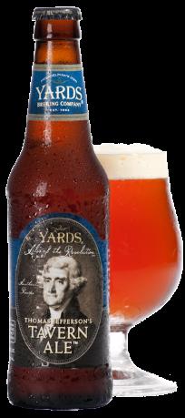 Yard's Brewing Jefferson's Tavern Ale