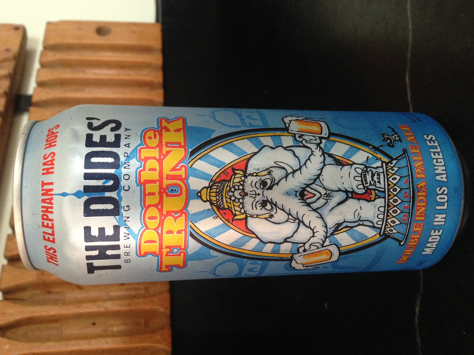 The Dude's Double Trunk IPA