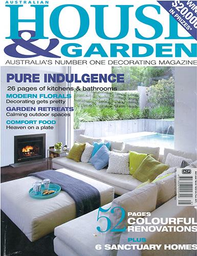 Australian House & Garden Magazine