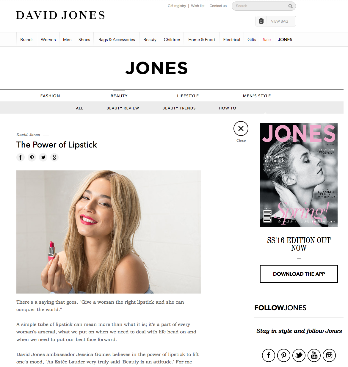The Power of Lipstick   JONES   David Jones Blog.png