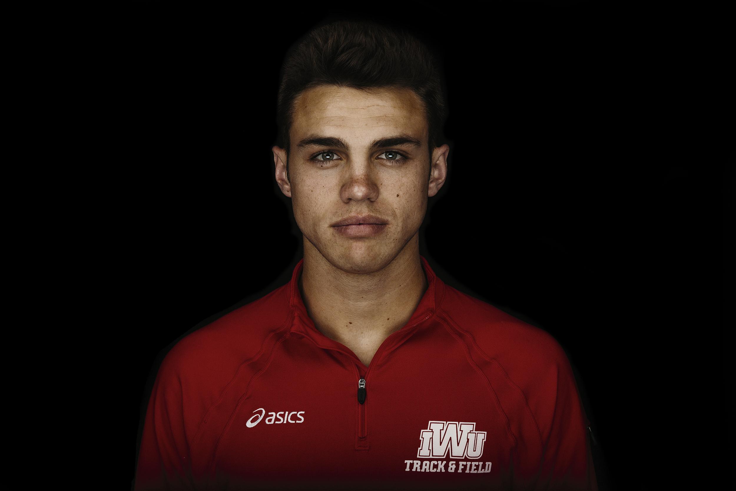 Jake  Sport: Track  Discipline: Hurdles