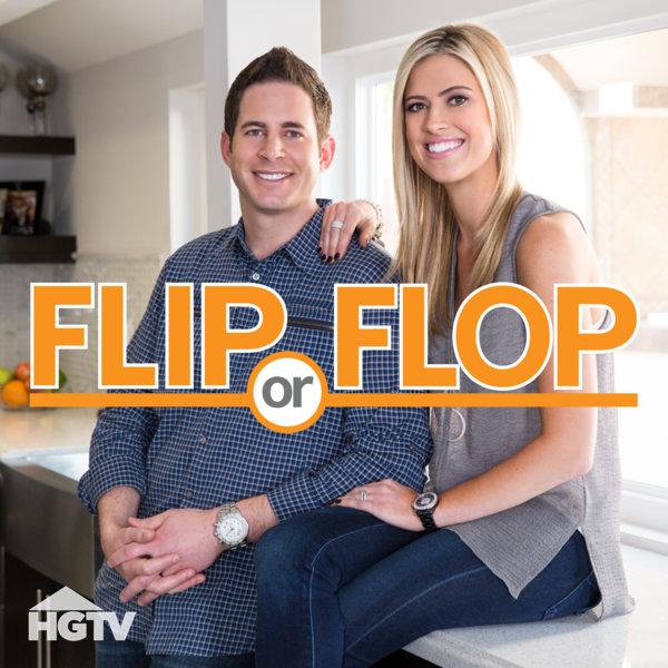 SEE US ON EPISODES OF HGTV's Flip or Flop