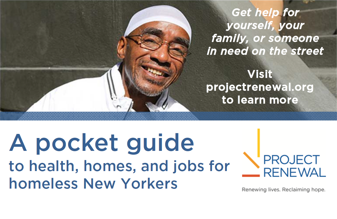 Download and print our pocket guide in PDF