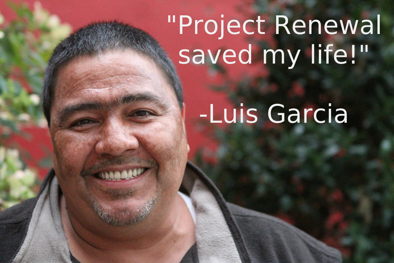 Click to read more stories of the New Yorkers who have renewed their lives and reclaimed hope!