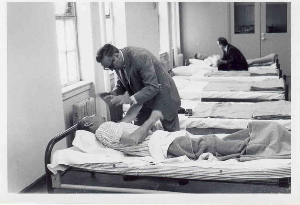 The Detox Clinic opens in 1967