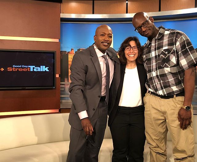 Tune in to @fox5ny for Good Day Street Talk this Saturday at 6 AM to hear from Jody Rudin, Interim President & CEO, and Melvin, a graduate of our Parole Support and Treatment Program (PSTP). They discuss how PSTP meets the unique needs of parolees with serious mental health concerns.